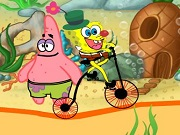 Sponge Bob cirkuse Jazda