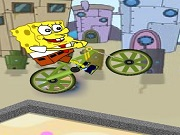SpongeBob giro in BMX