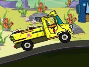 SpongeBob potravin Transport