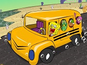 Spongebob skolbuss