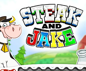 Steak dan Jake