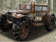 Race SteamPunk Truck