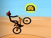 Stickman Freestyle de BMX