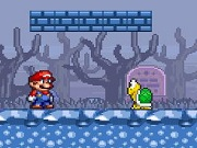 Super Mario Bros. 2 Star Scramble Ghost eiland