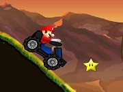 Super Mario Racing montagne