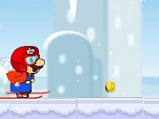 Super Mario Snow Fun