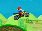 Super Mario stunt Ride
