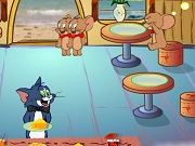 Tom ak Jerry dine