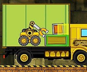 卡车装载机