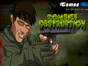 Destruction de zombies