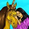 Magical Unicorn Coloring