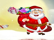 Santa Gifts Delivery Truck 2