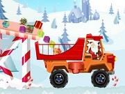 Santa Gifts Delivery Truck