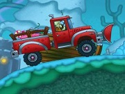 Spongebobs Snow Plow